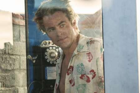 Quentin Tarantino avoue être un immense fan de Chris Pine