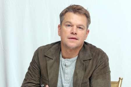 Pendant le confinement, Matt Damon devient la mascotte de Dalkey, un village irlandais