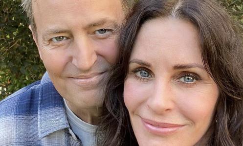 Friends : Chandler et Monica se retrouvent, 15 ans après