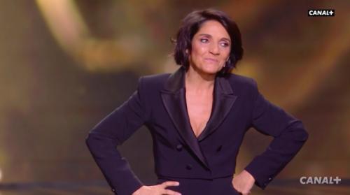 César 2020: Florence Foresti n'épargne pas Roman Polanski dans son discours d'ouverture