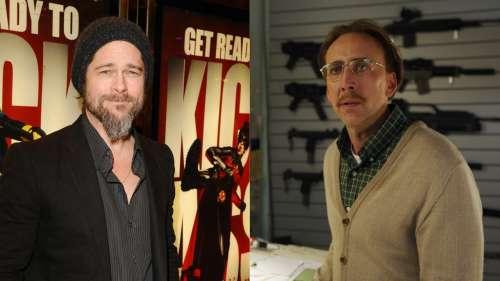 Kick-Ass : Brad Pitt devait jouer Big Daddy à la place de Nicolas Cage