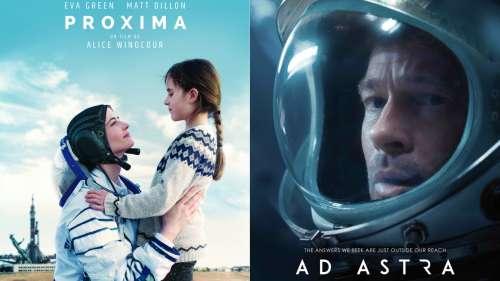 Proxima/Ad Astra : Passez la soirée dans l'espace avec Eva Green et Brad Pitt
