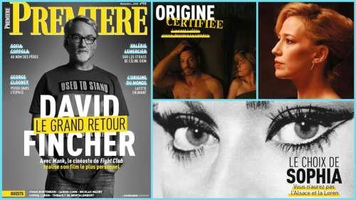 Au sommaire de Première n°512 : David Fincher, Valérie Lemercier, Sofia Coppola, George Clooney, Laurent Lafitte...