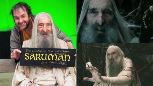 Le Hobbit3: l'ultime tour de piste du grand Christopher Lee