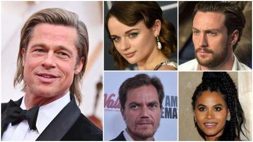 Bullet Train : Brad Pitt devra affronter Lady Gaga, Michael Shannon, Zazie Beetz, Joey King...