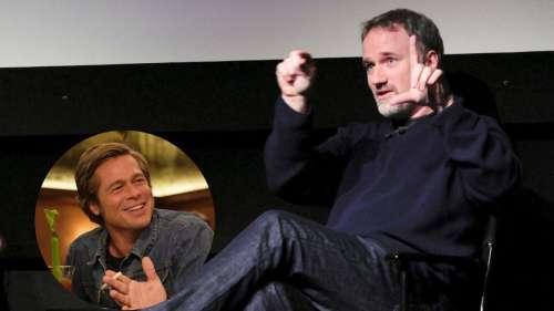 Brad Pitt raconte ses soirées ciné-télé avec son pote David Fincher