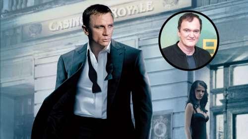 Cinq James Bond que vous ne verrez jamais : Casino Royale par Quentin Tarantino