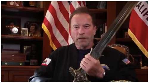 Arnold Schwarzenegger qualifie Trump de