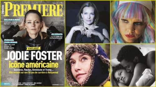 Au sommaire de Première n°515 : Jodie Foster, Carole Bouquet, En thérapie, Neil Gaiman, Paul Greengrass...