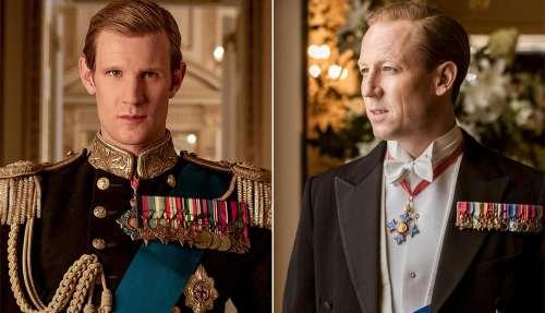 Les Princes Philip de The Crown rendent hommage à l'époux d'Elizabeth II