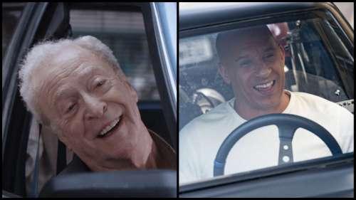 Vin Diesel aimerait que Michael Caine rejoigne la saga Fast and Furious