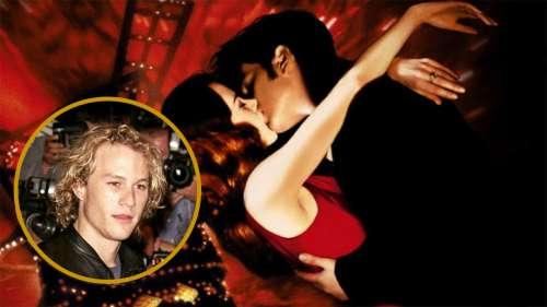 Heath Ledger a failli jouer dans Moulin Rouge !
