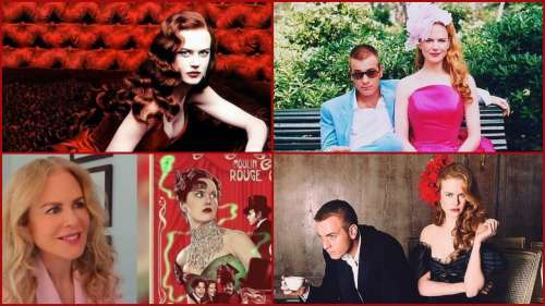 Nicole Kidman célèbre les 20 ans de Moulin Rouge avec une série de photos