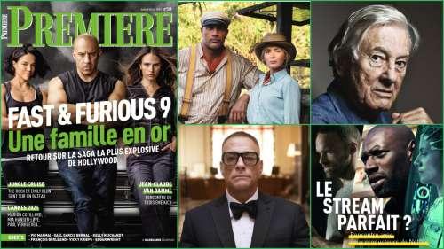 Sommaire de Premiere n°520 : Fast & Furious 9, Jean-Claude Van Damme, Kelly Reichardt, Paul Verhoeven, Cannes 2021...