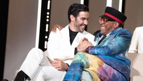 Tahar Rahim rend hommage à Spike Lee :