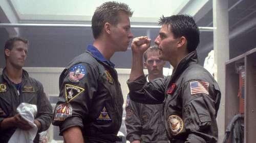 Val Kilmer parle de son amitié avec Tom Cruise après Top Gun