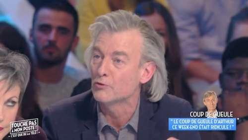 Gilles Verdez (TPMP) : Je n'ai plus de respect pour Arthur (VIDEO)