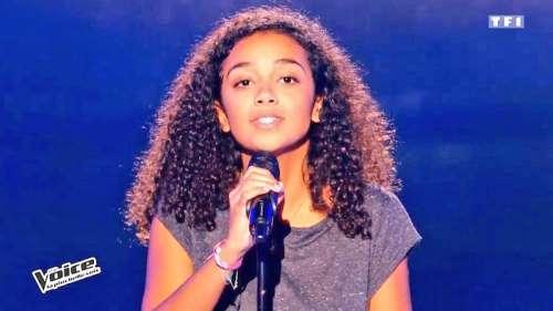 The Voice 6 : Lucie, première finaliste, reprend « Halo » de Beyoncé (VIDEO)
