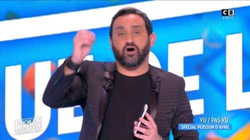 TPMP : Cyril Hanouna appelle Gilbert Collard en direct (VIDEO)