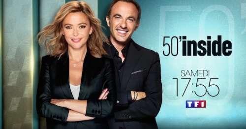 Audiences access du 26 Août : Retour gagnant pour 50'Inside , le 19.20 en embuscade