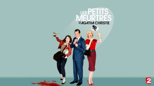 Ce soir «Les petits meurtres d'Agatha Christie» en mode rediffusion (VIDEO).
