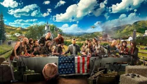 Far Cry 5 - Trouver et détruire les propriétés du culte