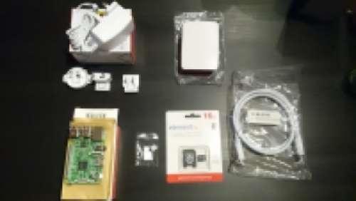 L'Assemblage du Starter Pack Officiel Raspberry Pi 3
