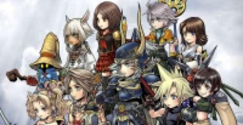 Astuces Dissidia Final Fantasy : Opera Omnia