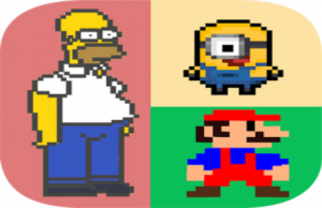 Solution pour Guess the Pixel Character Quiz