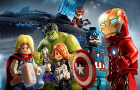 Solution pour Lego Marvel's Avengers