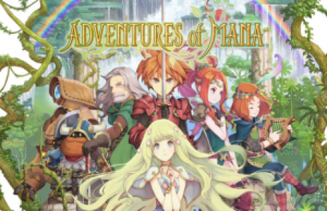 Solution pour Adventures of Mana