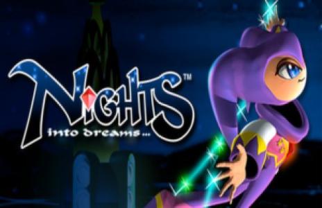 Rétro: Solution pour Nights Into Dreams