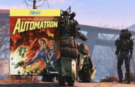 Solution pour Fallout 4 Automatron