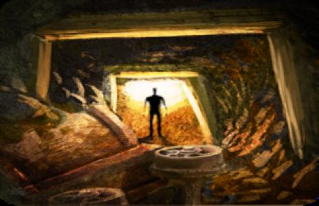 Solution pour Abandoned Mine