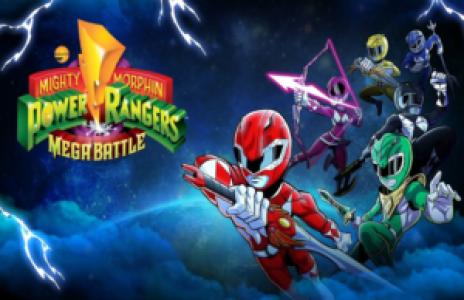 Solution pour Mighty Morphin Power Rangers Mega Battle