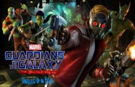 Solution pour GUARDIANS OF THE GALAXY Episode 1