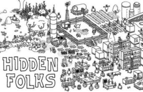 Solution pour Hidden Folks, objets cachés