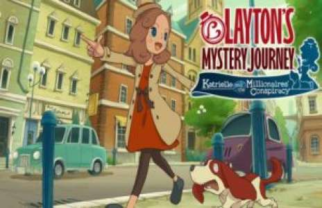 Solution pour Layton's Mystery Journey