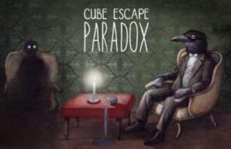 Solution pour Cube Escape Paradox
