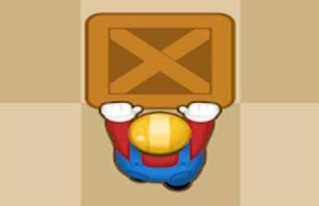 Solution pour Push Maze Puzzle