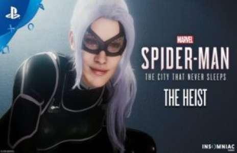 Solution pour Spider-Man THE HEIST (DLC)