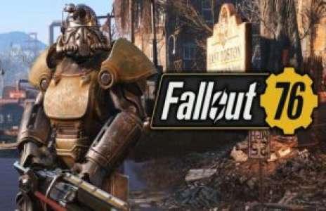 Solution pour Fallout 76, fin du monde ?