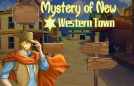 Solution pour Mystery of New Western Town