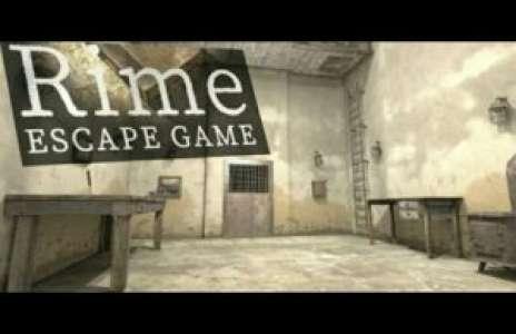Solution pour Rime room escape game