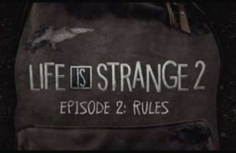 Solution pour Life is Strange 2 Episode 2