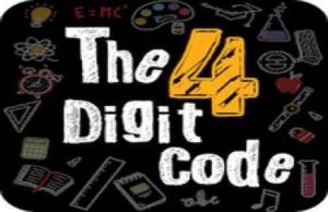 Solution pour Escape Room The 4 Digit Code