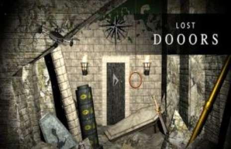 Solution pour Lost DOOORS, à l'ancienne