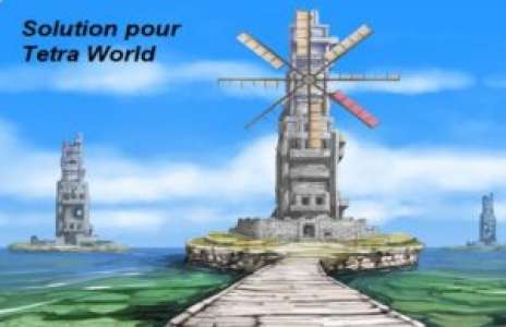 Solution pour Tetra World Adventure