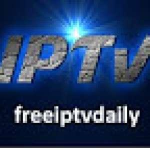 IPTV Playlist freeiptvdaily Unlimited