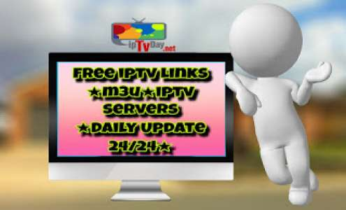 GET PAID IPTV SERVERS  FOR FREE 06-04-2019 ★Daily Update 24/7★IPTV (Internet Protocol television)